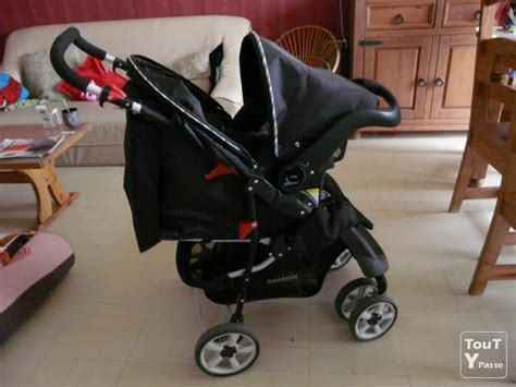 babideal siege auto cosy poussette bambisol