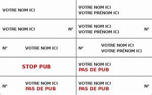 Etiquette Pour Boite Aux Lettres : tiquettes de bo te aux lettres imprimer ~ Dailycaller-alerts.com Idées de Décoration