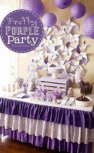 BN Black Book Of Parties Pretty Purple Party