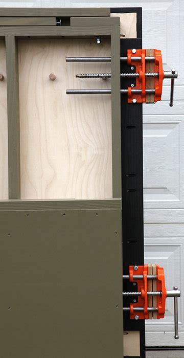 fold flat workbench  tdspade  lumberjockscom