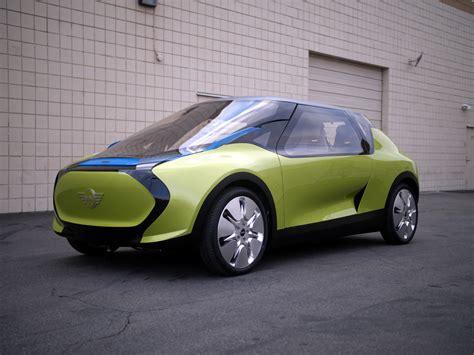 Mini Concept Cars by Clemson Students Unveil Orange 7 Mini