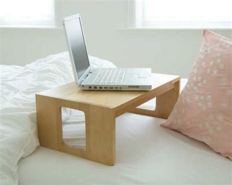 diy lap desk pillow table lap tray pop attachment experts in small space