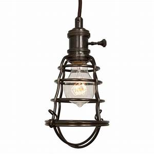 Home decorators collection light aged bronze cage