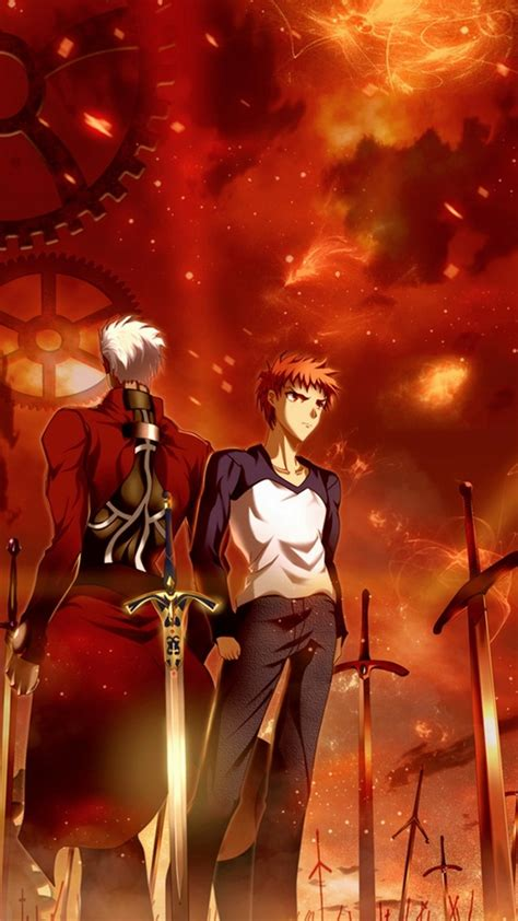 fate stay night iphone wallpaper  images