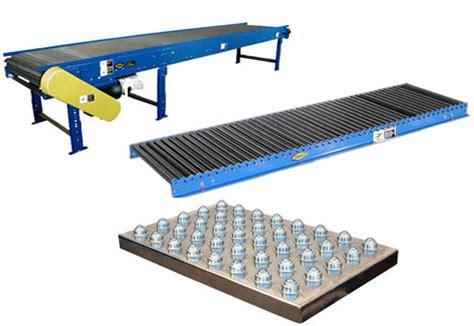 midwest material handling llc conveyor systems gravity roller ball transfer skate