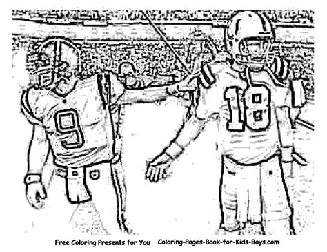 Green Bay Packers Coloring Pages For Adults To Color And