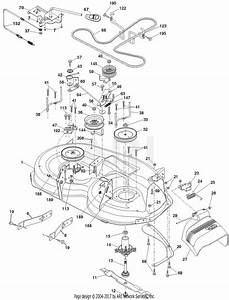 31 Ariens Riding Mower Belt Diagram