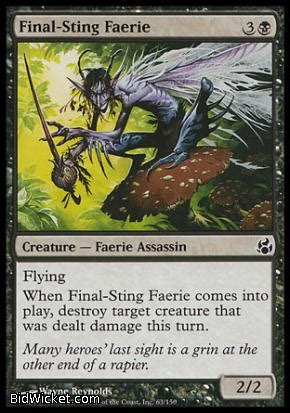 mtg faerie deck edh trading cards miniatures booster boxes at strike zone