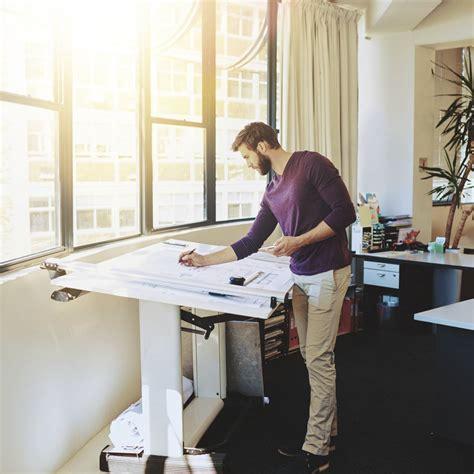 bureau pour travailler quels sont les modèles de bureaux pour travailler debout