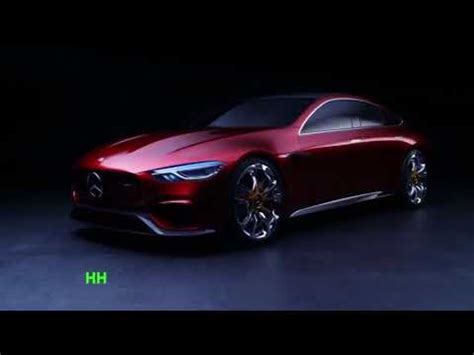 Mercedes AMG GT 2018 (Music Video) - YouTube