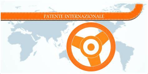 Ufficio Provinciale Motorizzazione Civile by Rilascio Patente Internazionale Documenti Costo