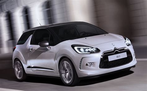 Citroen Ds3 (2014) Wallpapers And Hd Images