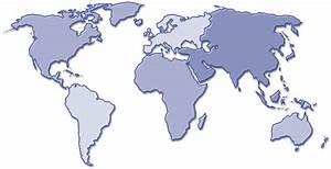 Carte Du Monde Noir : carte du monde dessin simple my blog ~ Teatrodelosmanantiales.com Idées de Décoration
