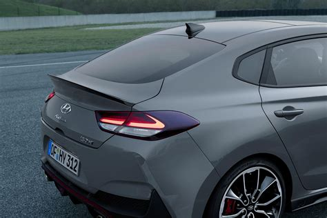 Neuer Hyundai I30 Fastback N by Hyundai I30 Fastback N Performance Kleiner Renner