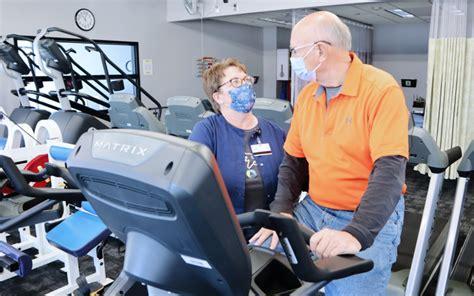 Coach Capitalizes on Cardiac Rehab Program | Osceola ...