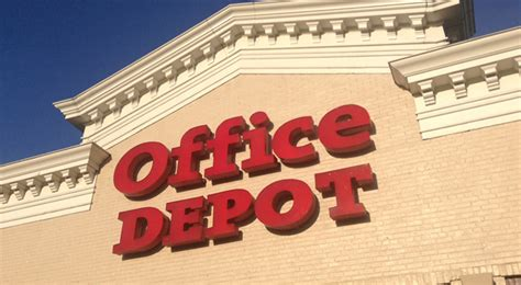 Office Depot Inc by Office Depot Inc Stock Still Can Turn Things Around