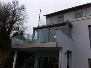 Wintergarten Mit Balkon Darüber : terrassen berdachung unter balkon fenster schmidinger ~ Michelbontemps.com Haus und Dekorationen