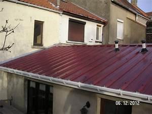 Toiture Bac Acier Prix : cote d 39 opale toitures et renovation calais bacs acier ~ Premium-room.com Idées de Décoration