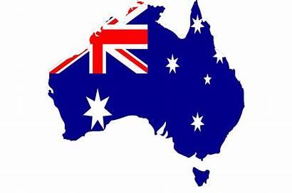 Australia Clipart Map