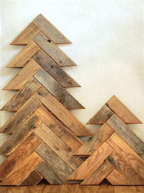 stacked wood tannenbaums wood christmas tree