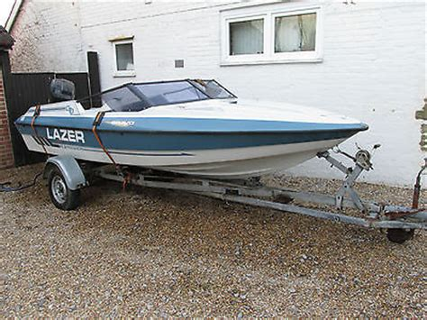 Speed Boats For Sale Uk by 17ft Fletcher Bravo Speed Boat Boats For Sale Uk