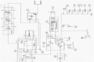 Massey Ferguson 5610  5430 Hydraulic System