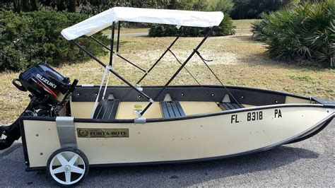 Porta Boat by Porta Bote 2008 For Sale For 2 700 Boats From Usa
