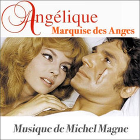 angelique marquise des anges musique site fran 231 ais ang 233 lique marquise des anges bande originale michel magne
