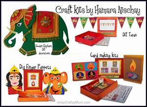 Exciting Events and Finds | Diwali, Craft kits and Artsy