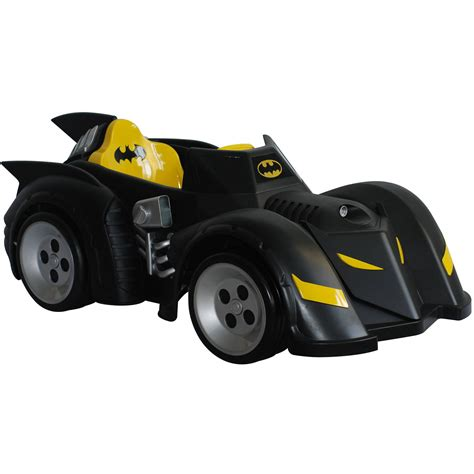 Batman Car Pictures by Batman Batmobile 6 Volt Battery Powered Ride On