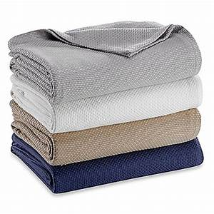pure beechr zero twist cotton modal blanket bed bath With bed bath and beyond cotton blankets