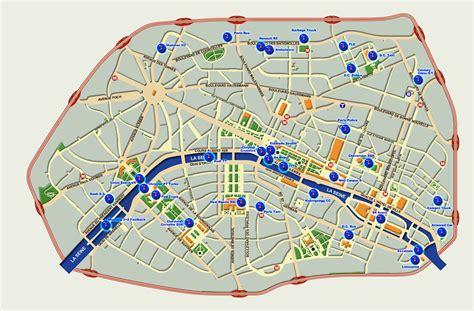 llanody paris map