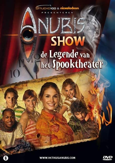 huis anubis theatershow bol huis anubis de legende van het spooktheater
