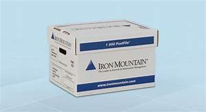 corrugated paper boxes techno boxestm technology With iron mountain document storage competitors