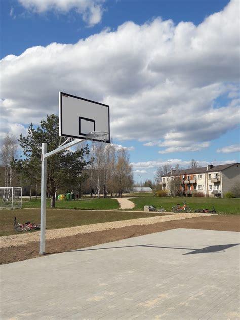 Zentenē tapis basketbola laukums | NTZ