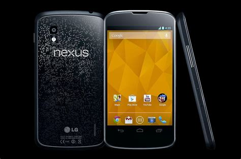 lg mobile android lg nexus 4 bluetooth nfc android smart phone tmobile