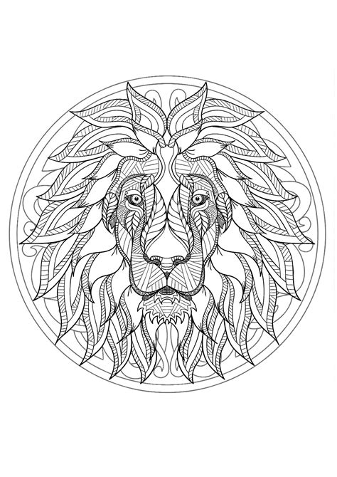 mandalas  color  kids mandalas kids coloring pages
