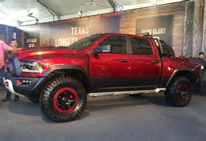 dodge half ton diesel truck car pro ram rebel trx concept packs a hellcat the