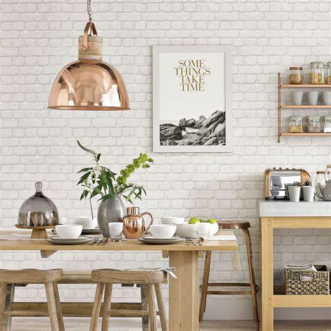 wallpaper in kitchen ideas kitchen wallpaper ideas bricks wallpaper and kitchens