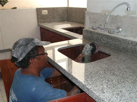 topes encimeras cubiertas cocina marmol granito cuarzo lima