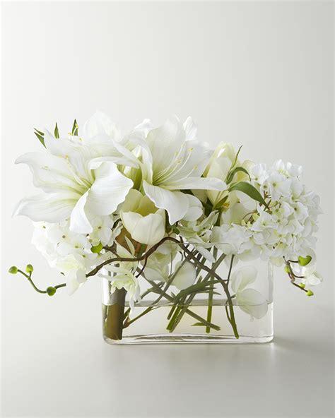 Everyday Kitchen Table Centerpiece Ideas - 20 modern faux flower arrangements brit co
