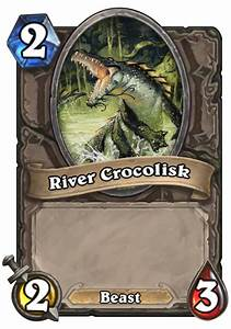 River Crocolisk Hearthstone Card