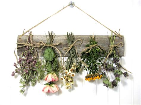 Dry Flowers Decoration For Home: Dried Flower Rack, Dried Floral Arrangement, Wall Decor