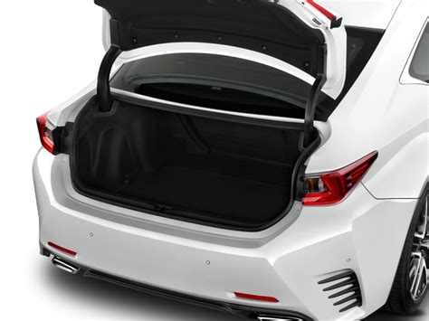 image  lexus rc rc   sport rwd trunk size