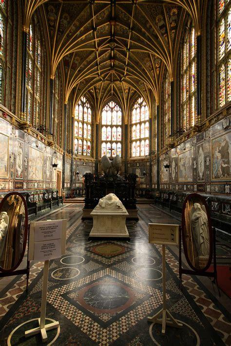 albert memorial chapel windsor castle   east  st