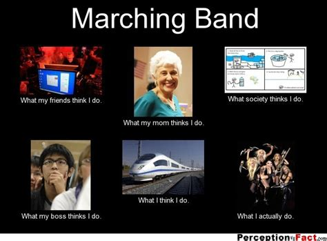Marching Band Meme - funny band memes