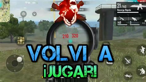 Come join this event with friends all over the world now! Vuelvo a jugar FREE FIRE después de mucho tiempo. Final ...
