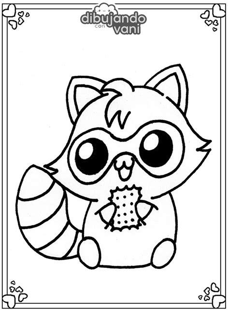 Dibujos de animales del bosque para imprimir Dibujando