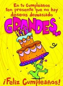 Funny Birthday Quotes In Spanish. QuotesGram