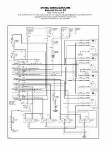 1997 Honda Accord Se Wiring Diagram